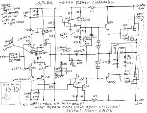 Hafler SE240 schematic